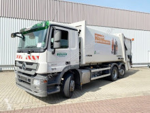 Mercedes waste collection truck Actros 2532 L 6x2 2532 L 6x2, MPIII, Lenkachse, FAUN Variopress