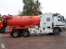 Mercedes Actros 2635 used sewer cleaner truck