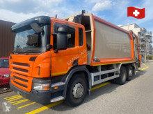 Scania p340 db 6x2 used waste collection truck