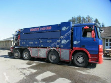 Mercedes 3245 8x2 Wittig, RC Pumpe + Hammelmann used sewer cleaner truck