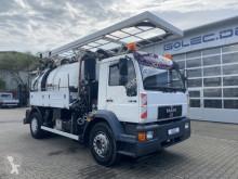 MAN 18.284 4x2 Kanalreiniger 9.000 L SPÜLMASTER camion hydrocureur occasion