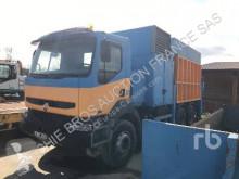Camion hydrocureur Renault Kerax