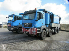 MAN TGS 35.480 8x4 TGS, Wasser Recyclin camion hydrocureur occasion