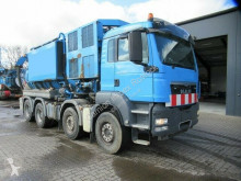 MAN sewer cleaner truck TGS 35.480 TGS 8x4,Blatt/Blatt,20 m3,3 Tanks,H2o rc
