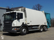 Scania P 124P360 used waste collection truck
