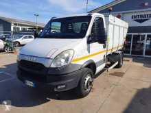 Iveco Daily 70C17 used waste collection truck