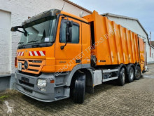 Mercedes Actros 3241 L 8x2 3241 L 8x2, Retarder, 2x Lenkachse, FAUN Powerpress used waste collection truck