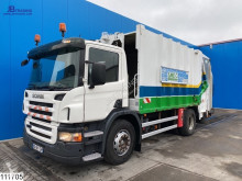 Scania P 270 used waste collection truck