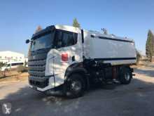 BMC road sweeper