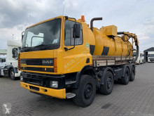 DAF sewer cleaner truck 85