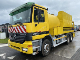 Mercedes Actros 2631 used sewer cleaner truck