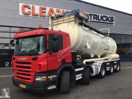 آلة لصيانة الطرق شاحنة ضخّ مائي Scania P 380