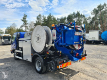 Maquinaria vial camión limpia fosas Toyota J. HVIDTVED LARSEN CITYFLEX 204 COMBI WUKO DO CZYSZCZENIA KANAŁÓ