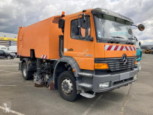 Mercedes sewer cleaner truck Atego 1823