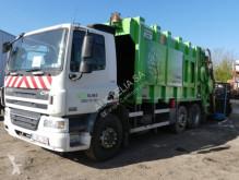 Camion benne à ordures ménagères DAF Puscher 2000