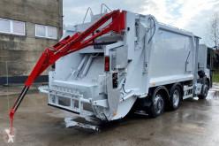 آلة لصيانة الطرق شاحنة قلابة للنفايات المنزلية Mercedes Econic 2629