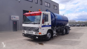 Volvo FL10 used sewer cleaner truck