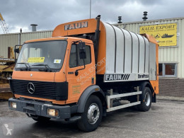 Mercedes 1722 used waste collection truck