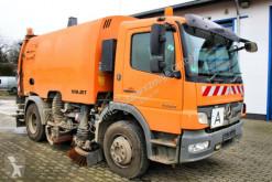 Maquinaria vial camión barredora Mercedes Atego 1324 4x2 FAUN ViaJet 6 R/L BlueTec 5