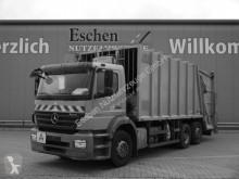 Camion benne à ordures ménagères Mercedes Axor 2529 L 6x2, Zöller Schüttung