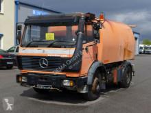 Mercedes 1417 K*Schaltgetriebe*Schwenkbesen* gebrauchter Strassenkehrmaschine