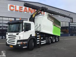 Scania P 360 gebrauchter Müllfahrzeug