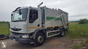 Renault Midlum 220 DXI camion benne à ordures ménagères occasion