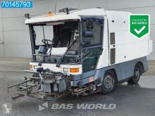 Maquinaria vial camión barredora Ravo 5002 STH DAMAGED - ONLY FOR PARTS -