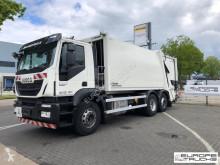 Maquinaria vial camión volquete para residuos domésticos Iveco Stralis
