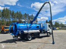 Renault Midlum WUKO SCK-3z for collecting liquid waste from separators used sewer cleaner truck