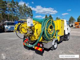 Maquinaria vial Isuzu Kia on categories B COMBI WUKO FOR DUCT CLEANING 2020 camión limpia fosas usado