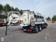 Maquinaria vial MAN WUKO KROLL KOMBI DO CZYSZCZENIA KANAŁÓW camión limpia fosas usado