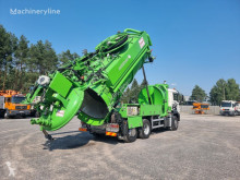 MAN WUKO IPSAM FOR CHANNEL CLEANING camion-cisternă second-hand