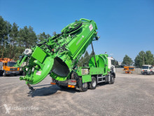 Camion-cisternă MAN WUKO IPSAM FOR CHANNEL CLEANING