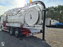 Camion hydrocureur MERCEDES-BENZ ADR WUKO KROLL KOMBI DO CZYSZCZENIA KANAŁÓW