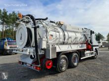 MERCEDES-BENZ ADR WUKO KROLL KOMBI DO CZYSZCZENIA KANAŁÓW camion hydrocureur occasion