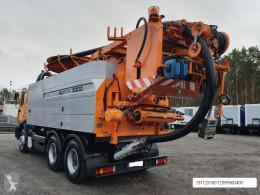 Camion hydrocureur MAN FE 33.460 Wieden & Reichhardt Super 3000 z recyklingiem