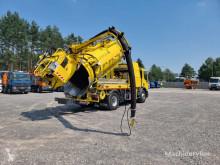 Renault Druck- und Saugwagen WUKO HUWER do zbierania odpadów płynnych