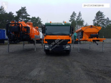 Kolkenzuiger MERCEDES-BENZ ACTROS 2636 6x4 WUKO + MUT SAND MACHINE FOR CHANNEL CLEANING