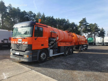 Camion hydrocureur MERCEDES-BENZ Actros 2531