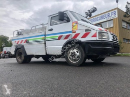 Maquinaria vial Iveco Daily 49.10 camión limpia fosas usado