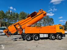 MAN Wieden SUPER 2000 8x4 WUKO RECYTLING do zbierania odpadów camion autospurgo usato