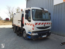Maquinaria vial camión barredora Renault Midlum 220.12 DXI