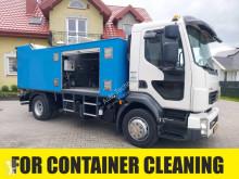 Maquinaria vial Volvo FL 240 camión volquete para residuos domésticos usado