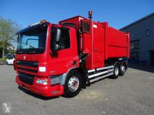 DAF CF75 camion de colectare a deşeurilor menajere second-hand