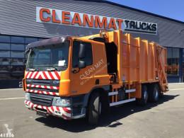 Maquinaria vial camión volquete para residuos domésticos DAF CF 310