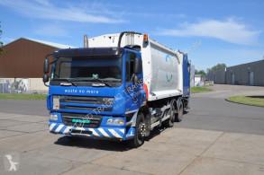 Maquinaria vial camión volquete para residuos domésticos DAF CF75