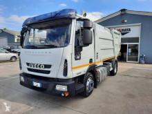 Maquinaria vial Iveco Eurocargo camión volquete para residuos domésticos usado