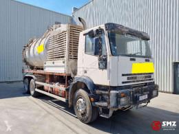 Iveco 260 260 E 34 NOT working system camión limpia fosas usado