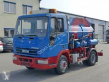 Maquinaria vial Iveco ML 100E*4.000L* Toiletten* Kanal* Fäkalien* camión limpia fosas usado